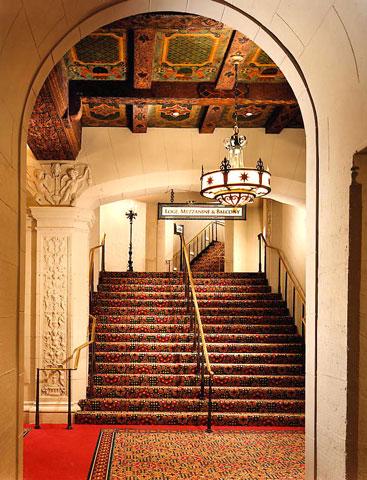 Orpheum Theater Stair.jpg