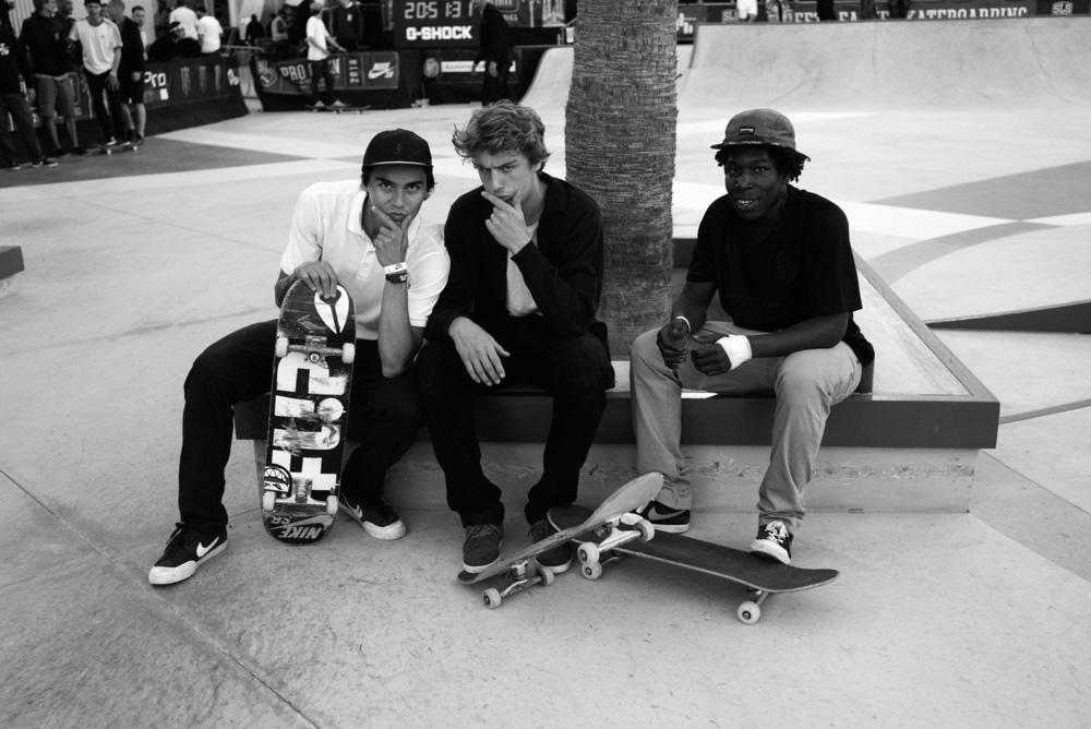Denny Phan, Nisse Ingemarsson and Fernando Bramsmark  Photo by Marcel Veldman