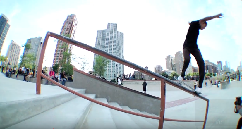BE Skate Mag Converse One Star World Tour Spotlight | Louie