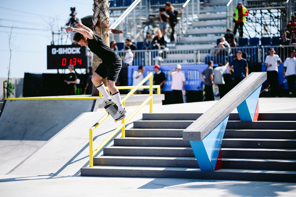 Casper Brooker FS Smith