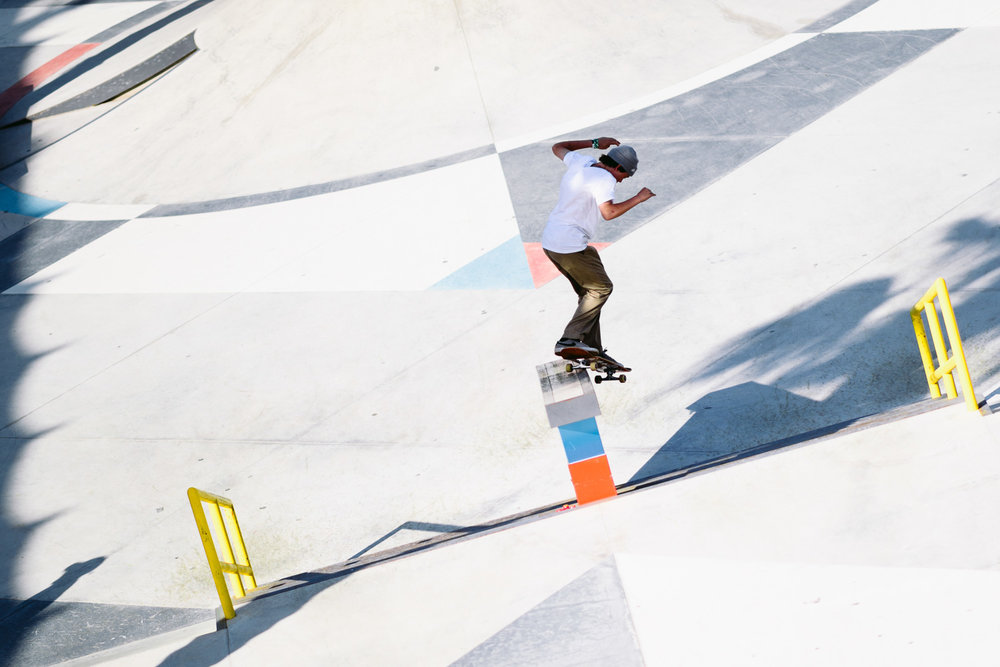 Jonas Carlsson  → BS Smith Grind  Photo by Maksim Kalanep