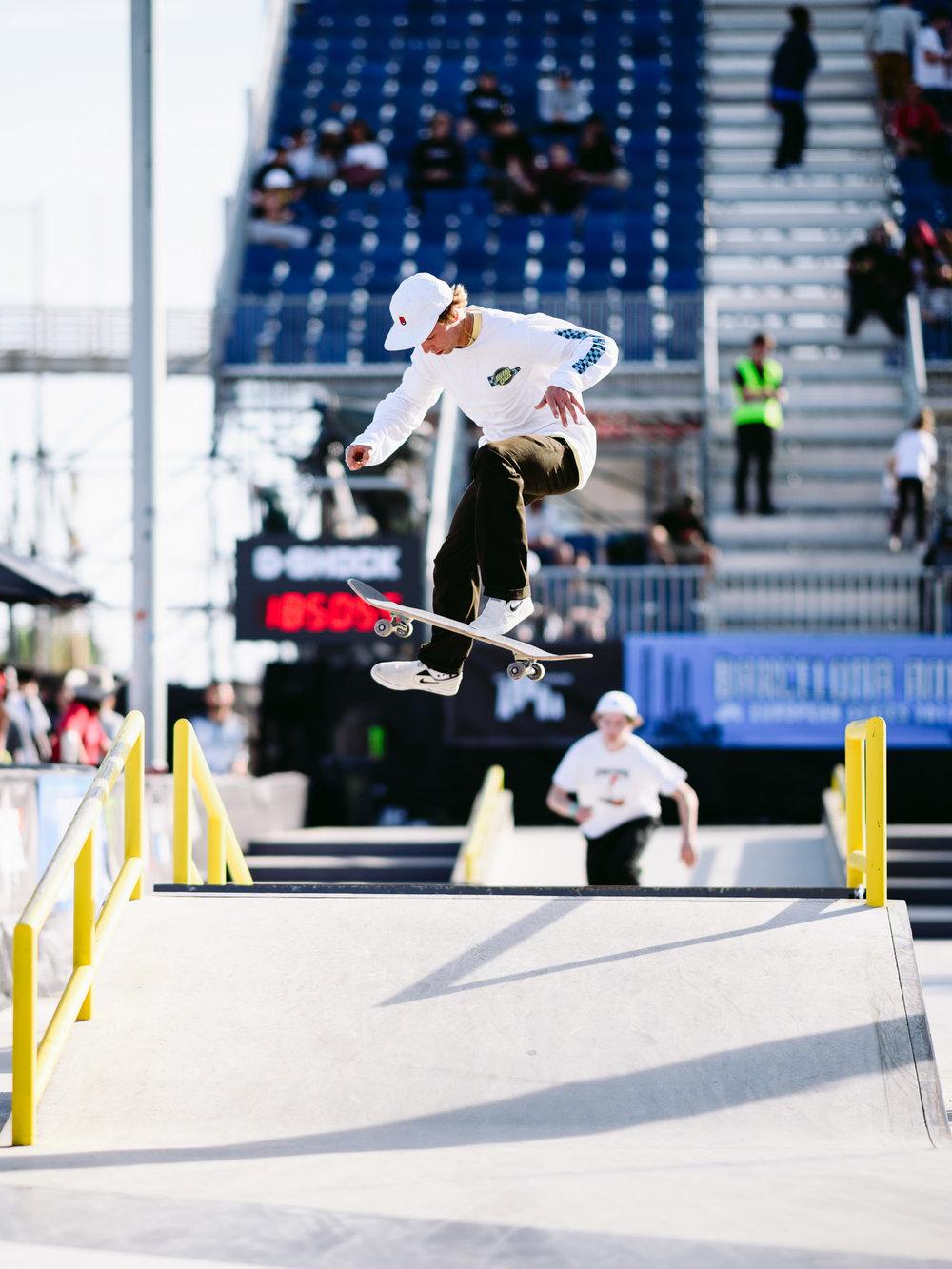 Justin Sommer 360 Flip