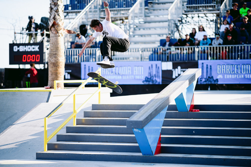 Casper Booker 360 Flip