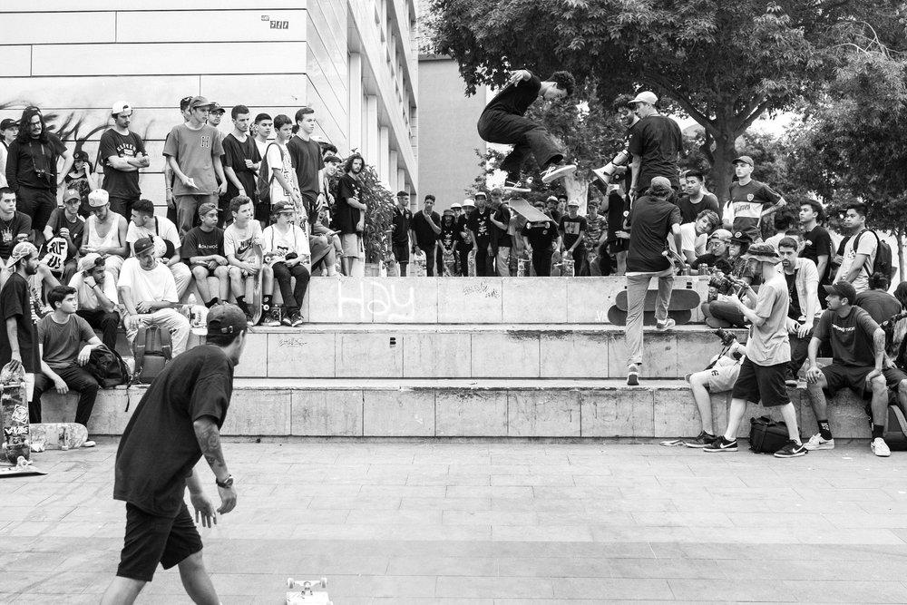 Lennon Frassetti →SW Double Flip
