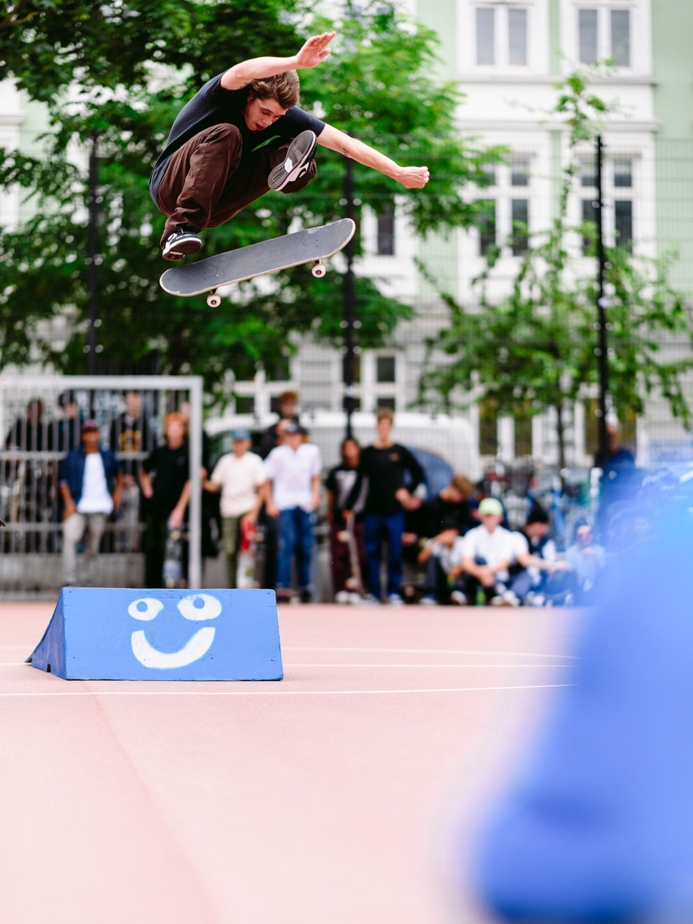 Yuri Facchini  → Shifty Flip  Photo by Maksim Kalanep