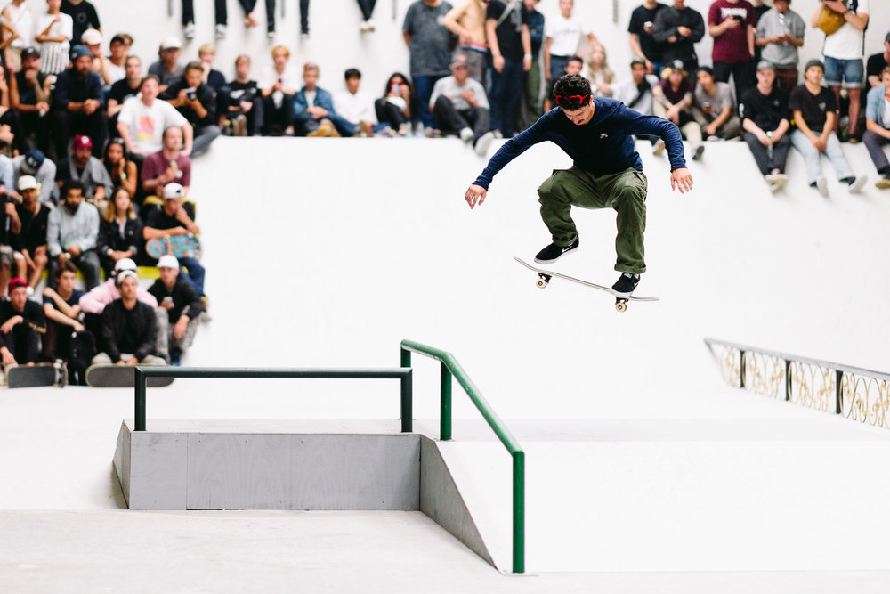 Luan Oliveira → Switch 360 Flip