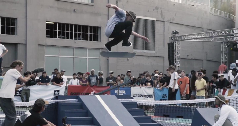 best authentic af474 71183 Adidas Skate Copa Court  Los Angeles
