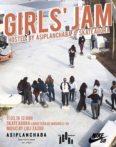 Girls´ Jam   Skate Agora.jpg