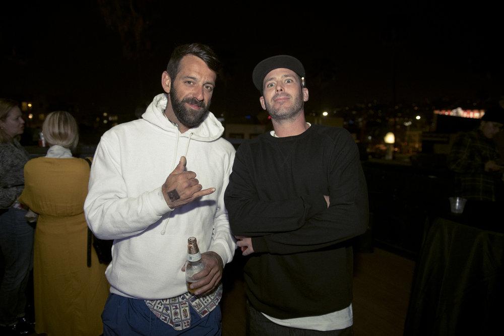 Lucas Puig & Pete Eldridge