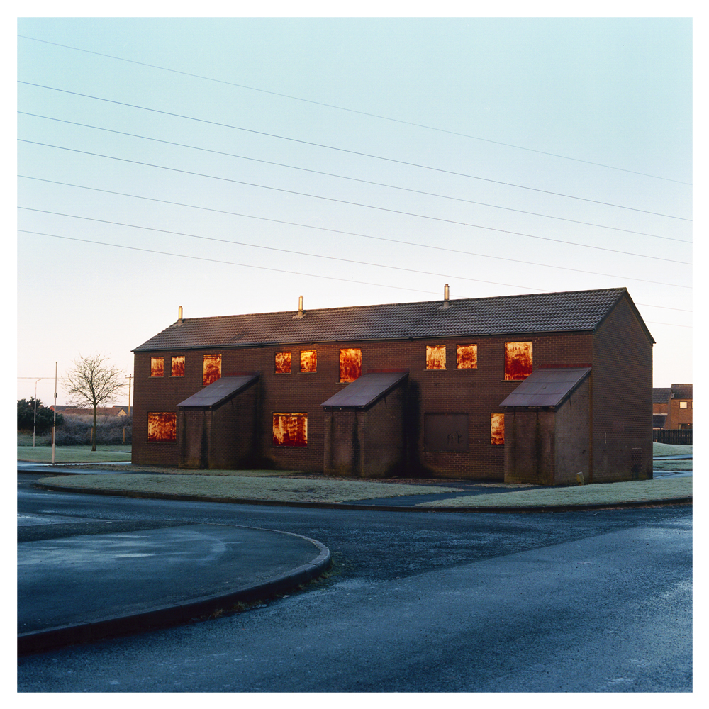 Stuart Robinson - Isla Street Antrim British Soldier Housing.jpg