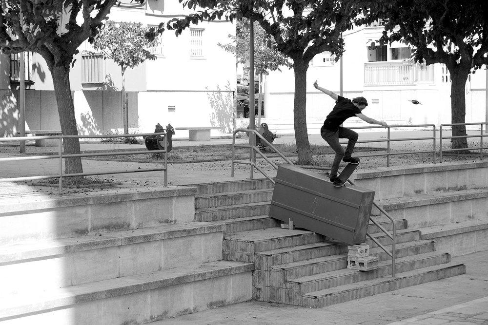 Mark Frolich_Noseblunt slide_BE Skate Mag_Skate Pic.jpg