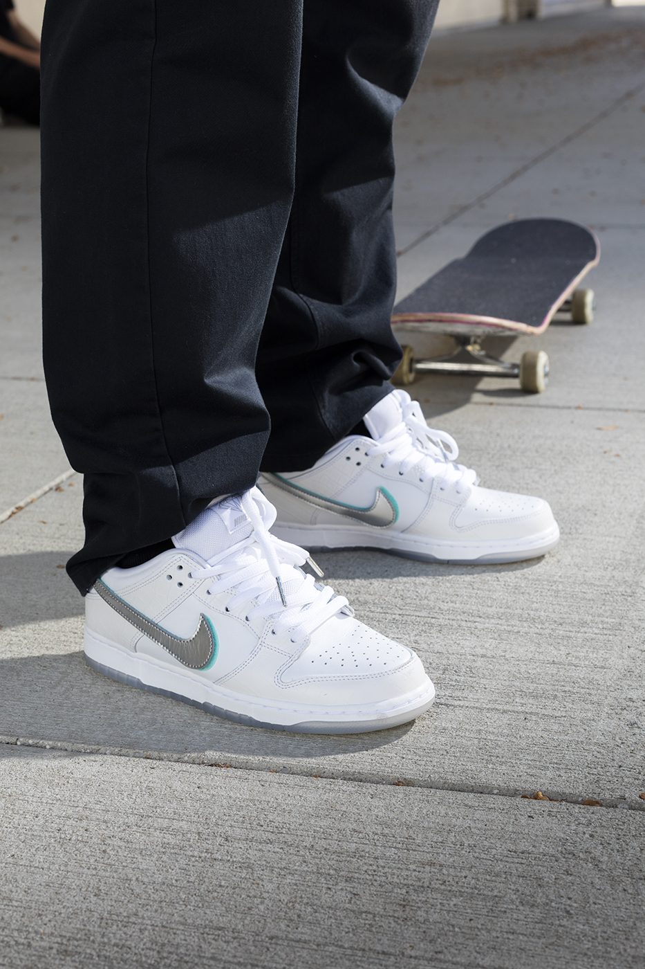 Diamond x Nike SB Dunk