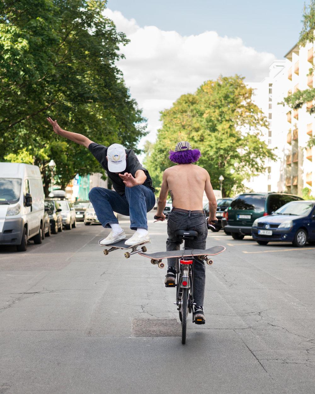 Levi's® Skateboarding | Berlin Bound