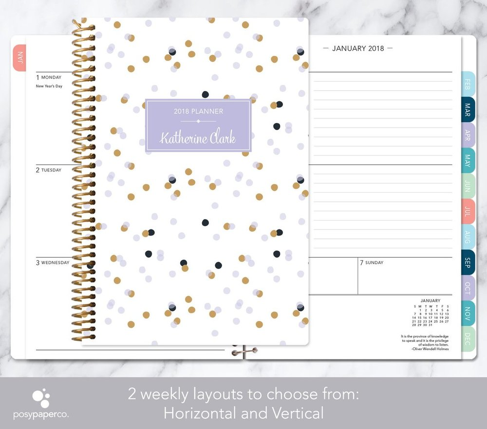 9. Planner.jpgUnique and Girly Gifts for Women Under $35 #giftsforher #cheapgifts #giftideas