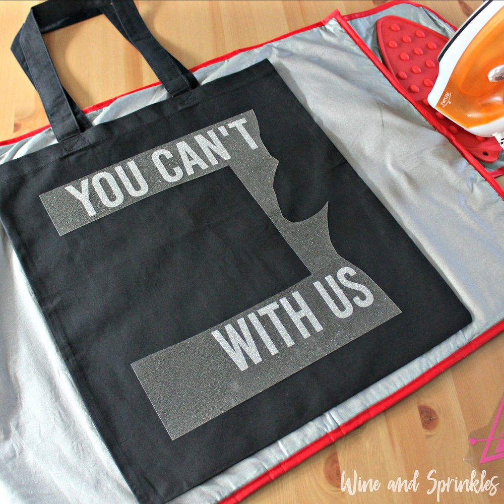 6. silver placement with text.jpgYou Can't Sip with Us Iron On HTV Bachelorette Tote Bags #bachelorette #youcantsipwithus #htvvinyl #svgfiles