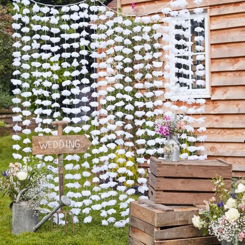 Whimsical Spring Wedding Details Under $30 #budgetwedding #springwedding