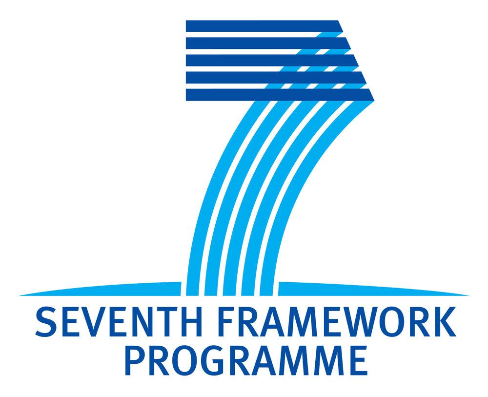 Seventh Framework Programme FP7 logo