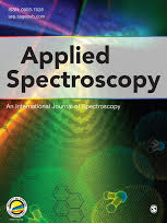 Journal Applied Spectroscopy