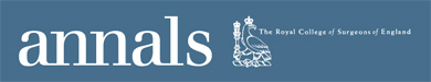 Annals The Royal College of Surgeons of England