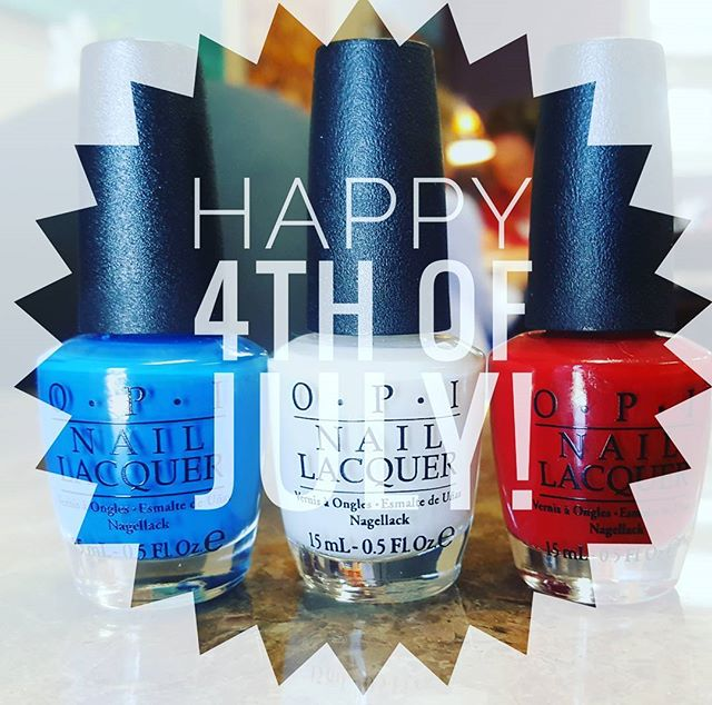 Salon 2141 wishes you and your families a very safe and Happy 4th of July! 👙🌞🌭🍔🎆🎇🇺🇸💅#happy4thofjuly #america #landofthefree #BBQ #family #fireworks #redwhiteandblue #SD #pointloma #OPI #patriotic #nails