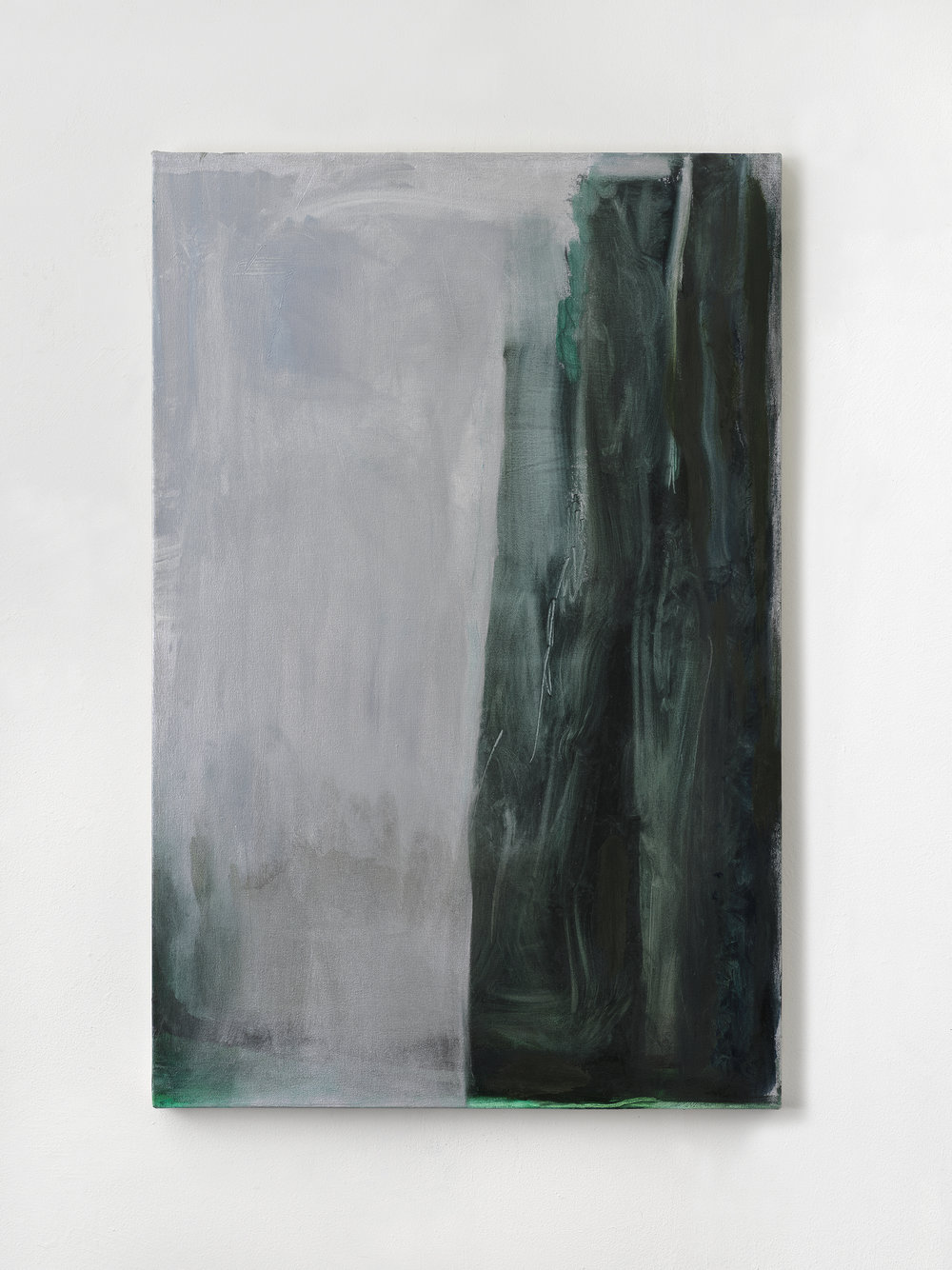 Untitled Silver Painting #5