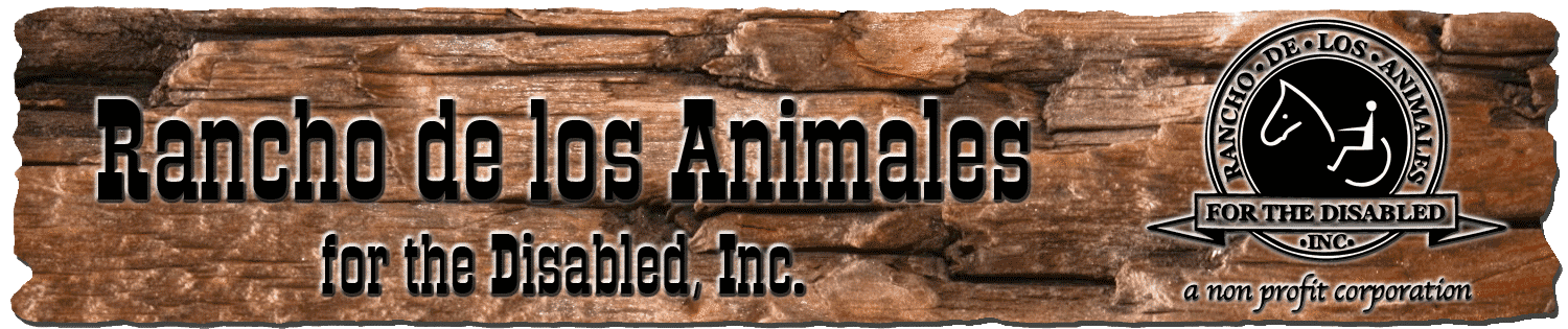 Rancho de los Animales for the Disabled