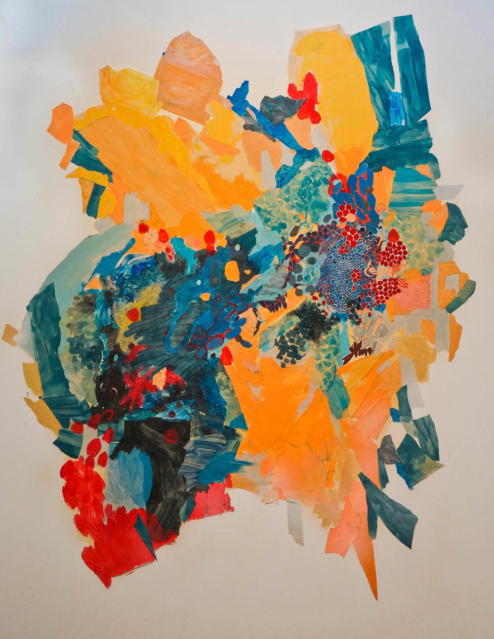 Frameless Painting