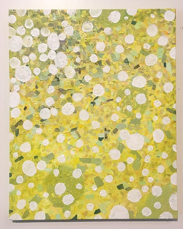 Untitled for now. Acrylic on canvas, 16x20 in.  #painting #acrylic #acrylicpainting #acrylicpaint #acrylics #paintingoncanvas #abstractpainting #abstractart #abstract #artistsoninstagram #art #fineart #knoxvilleartist #madeinknoxville #knoxvilletn