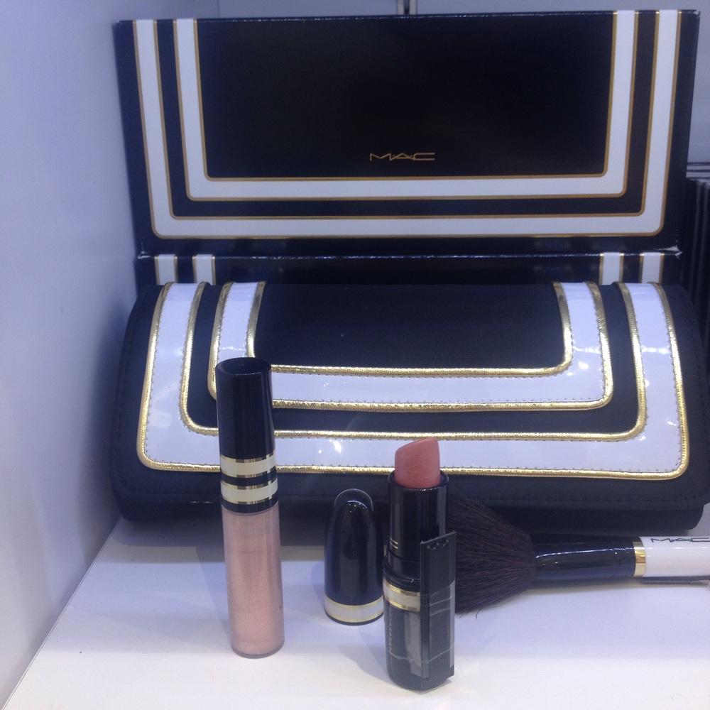 MAC Makeup at Fidenza Village, Milan.
