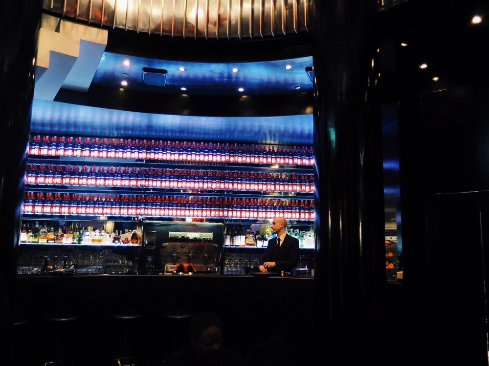 The Martini Bar