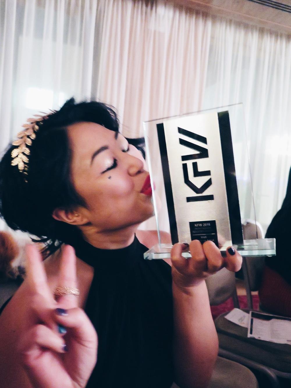 Judy Wong, Fashion Make Up Artist Of The Year