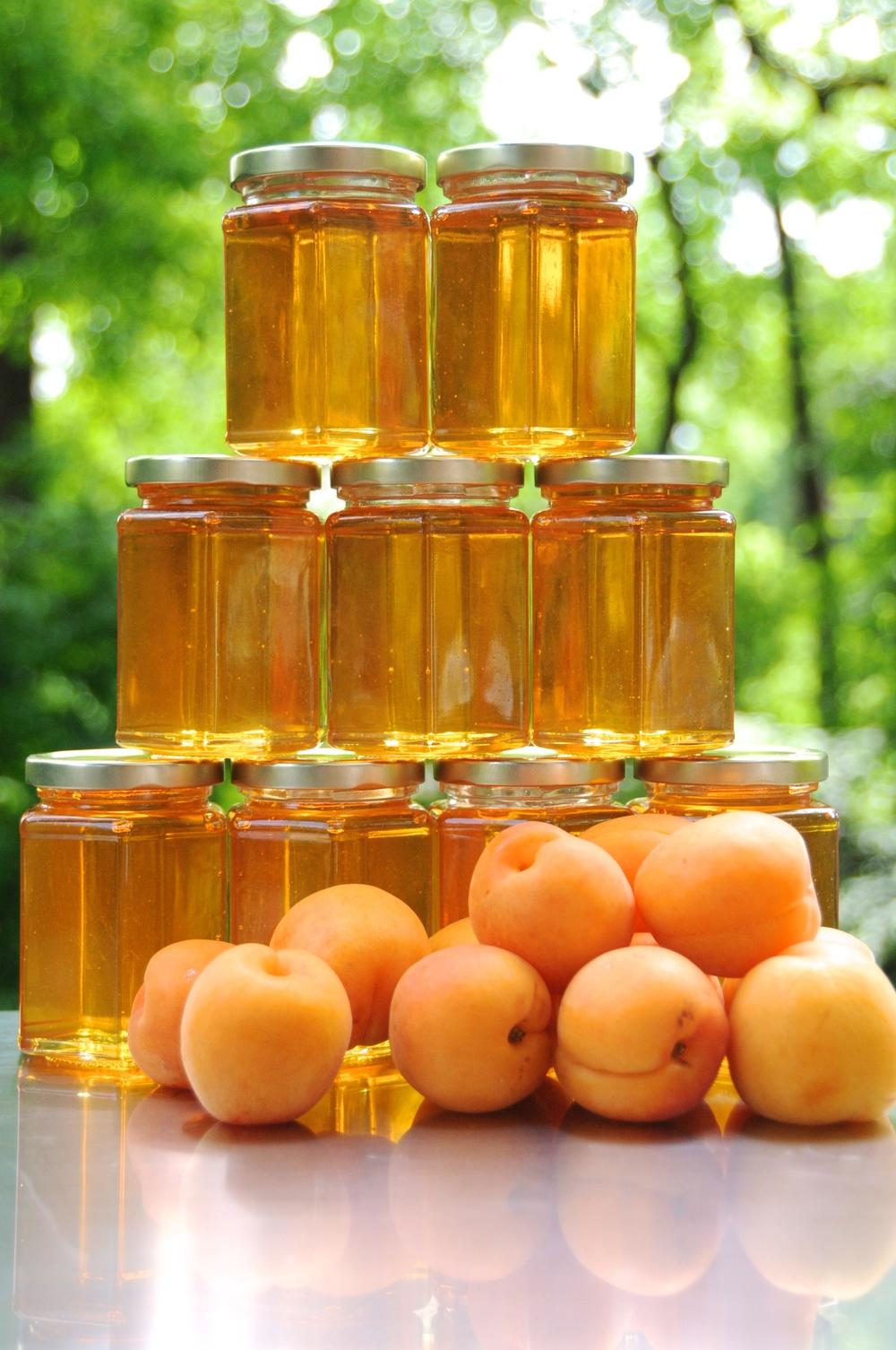 Natural Golden Honey