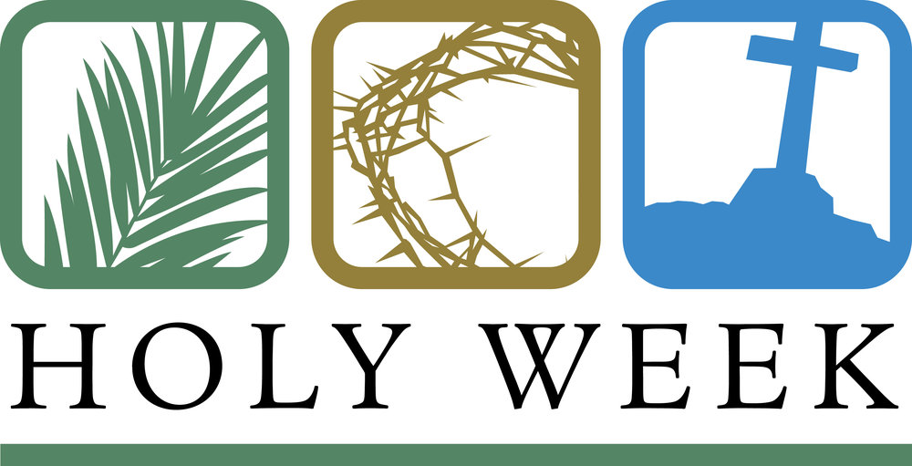 A devotional for Holy Week prepared by Rev. Julie Jane Capel