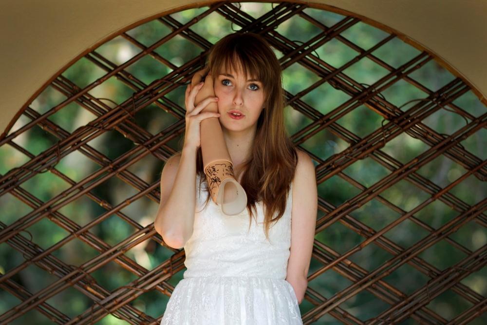 Madeleine Stewart by Simon Bennett