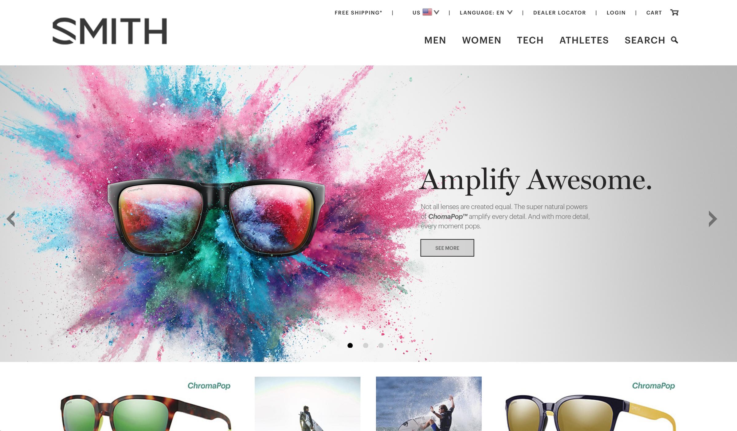 f763069bae Smith Optics — Chris Damiani