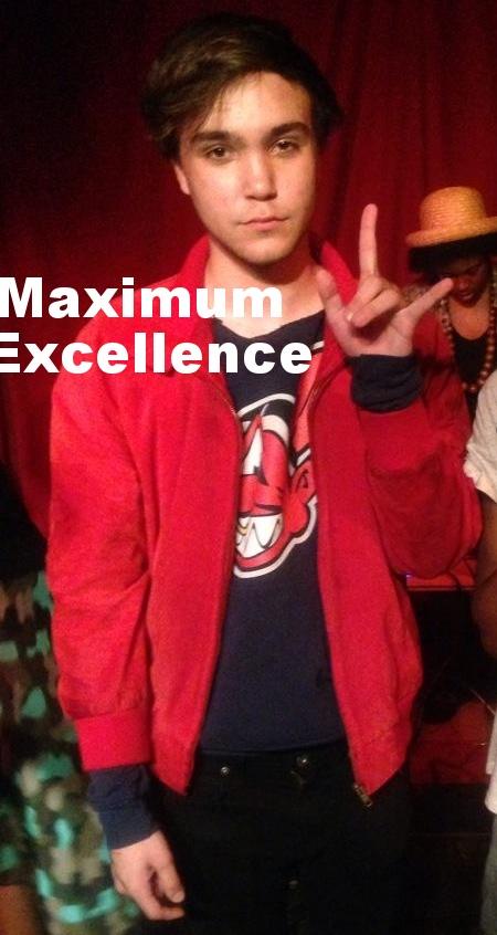 Maximum Excellence