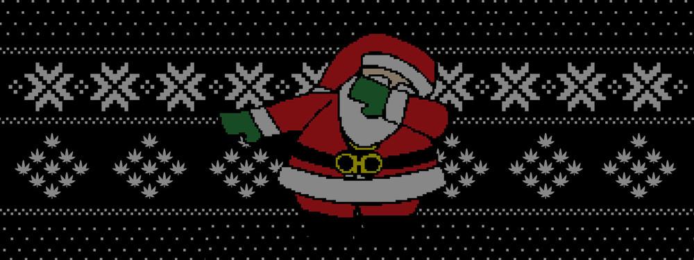 Dabbin Santa