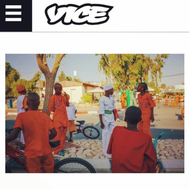Check out the article about New World Passover on @vice  #africanhebrewisraelites #blackhebrew #israel #dimona #jerusalem #negev #vice #independentfilm #documentary