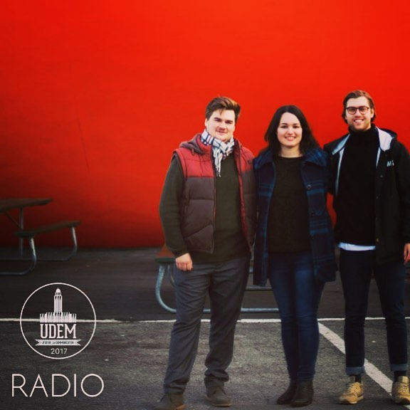 Mes coéquipiers de radio : Mathieu Aubry et Philippe Léger