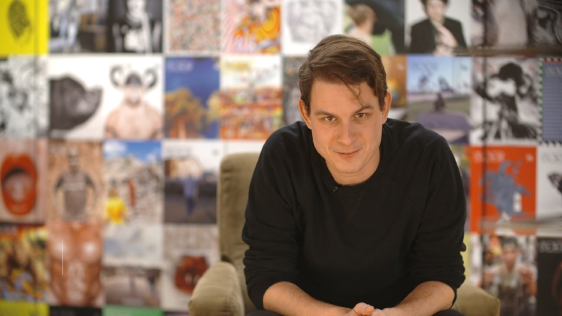 Simon Coutu (Crédit: Vice)