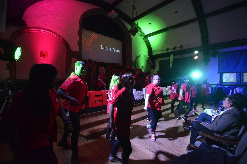 TEDxLakeForestCollege