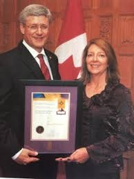 -  Sue Woodward of Childgarden Preschool was AWARDED The 2012 Prime Minister's Award of Excellence in Early Childhood Education!