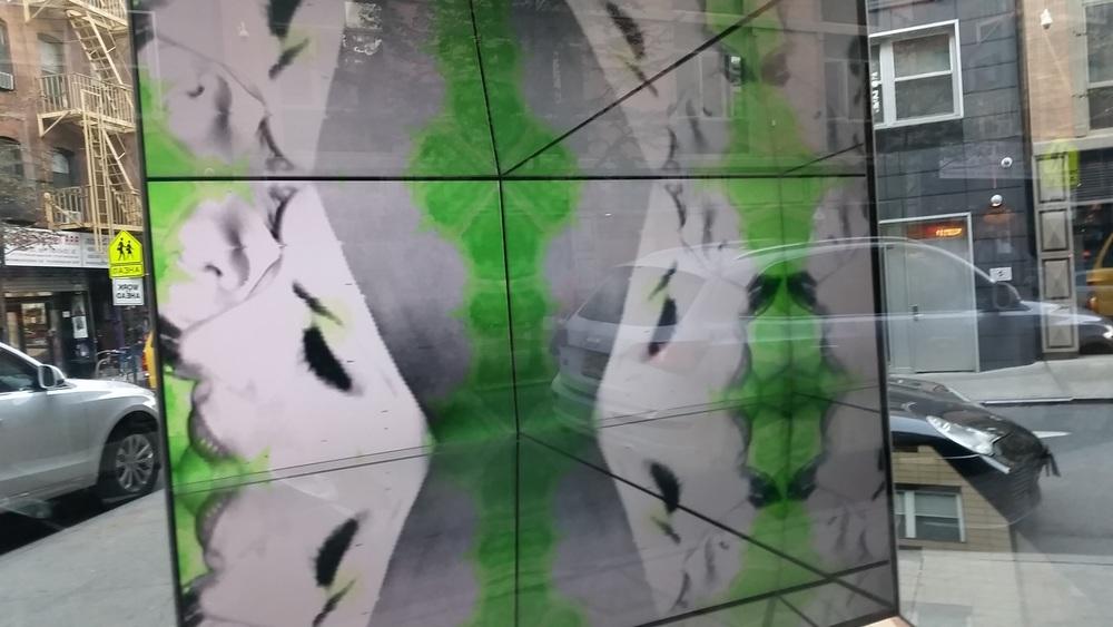 Hans Breder's Mindscape in G