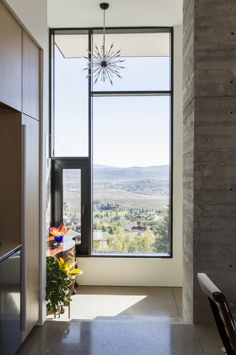 _Sparano Mooney_Park City House__Mountain Interior Entry.jpg