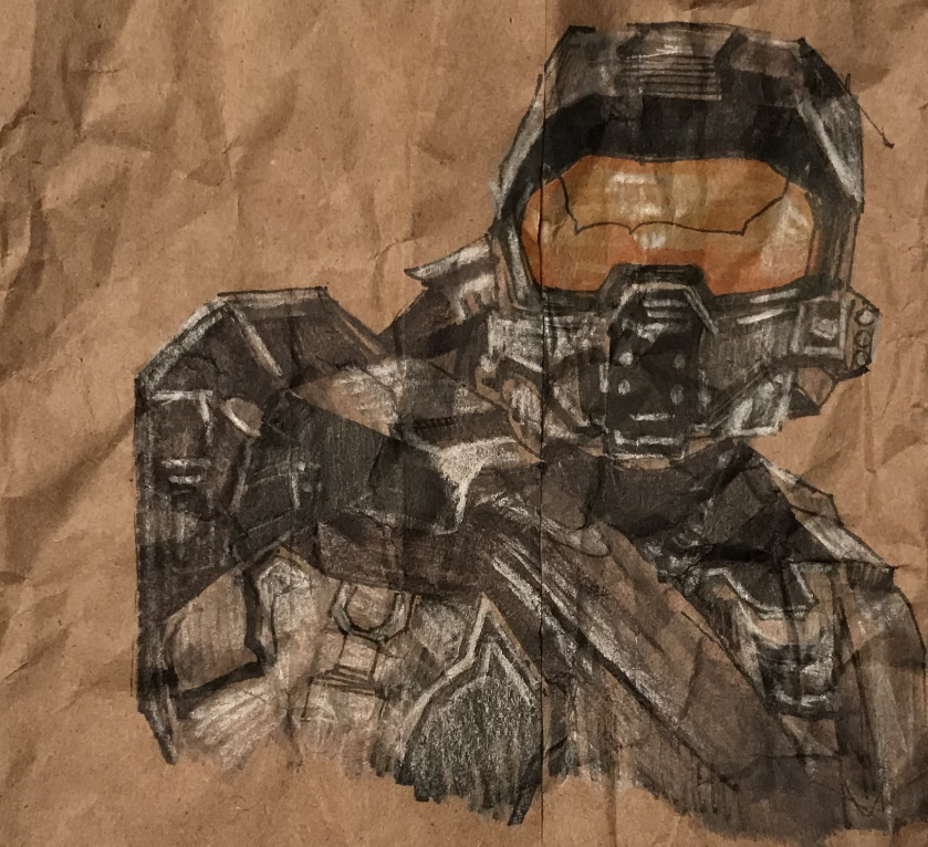 Master Chief Lunch Bag.png