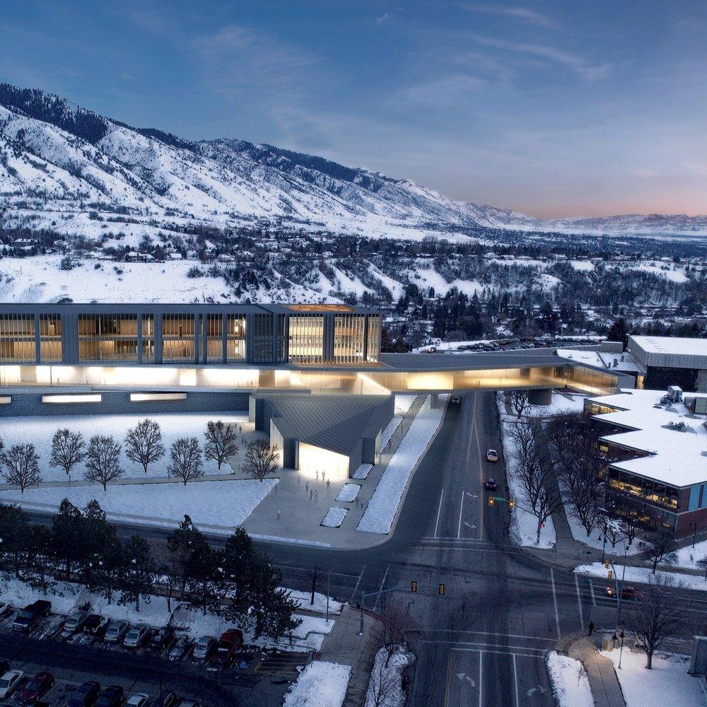 Utah State University Design Center Feasibility Study
