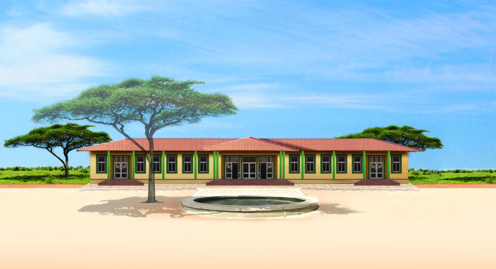 Future Classroom Building