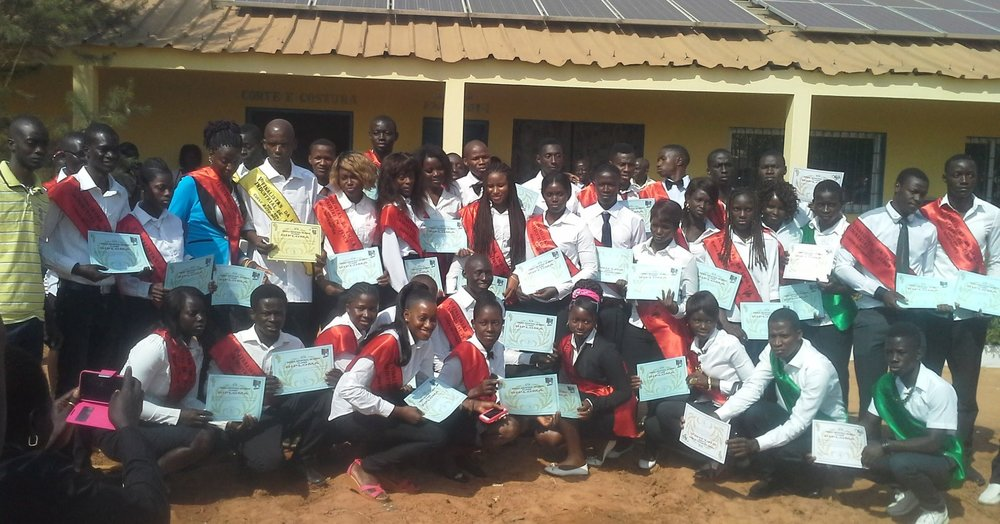 The WAVS School has had over 1000 students go through its programs