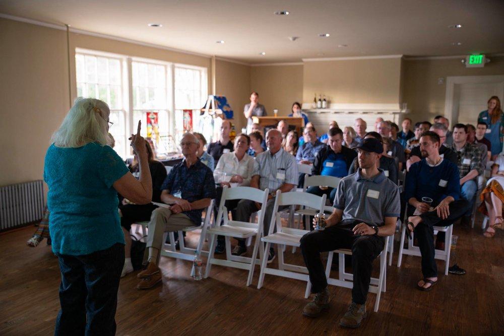 WAVS Sip & Savor Seattle Fundraiser Event