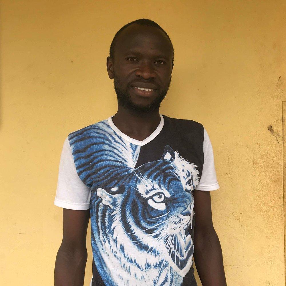 Matheus N'Baqué    Security Director & Head Guard